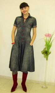 3) Платье Miss Sixty 269000 руб.