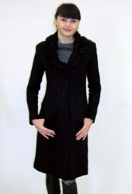 14) Пальто Rinascimento (шерсть 30%, акрил 70%) + бежевый цвет 399000 руб.
