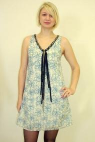 19) Платье Peris Hilton (США) 339000 руб. (шелк, хлопок)