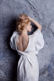 06) платье лён от 800 000