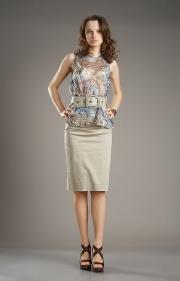 07) блуза 201 500, размеры: 42-52; юбка 250 000, размеры: 42-54