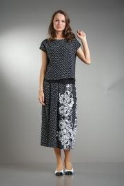 09) блуза 268 800, размеры: 42-52; брюки  352 800, размеры: 40-48