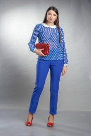 15) блуза 386 400, размеры: 42-50