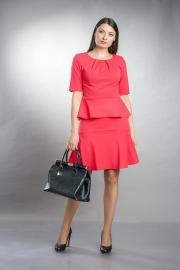 17) блуза 324 200, размеры: 42-50; юбка 341 000, размеры: 42-50