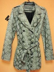 10) Плащ Zara (S) 245.000
