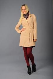 11-Модель М-1154, цвета горчица,  коричневый,  охра, состав ткани - 50% ПЭ,  50% хлопок , размер – 42-50