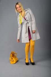 12-Модель 1160, цвета - серый, состав ткани - 58% нейлон,  40% хлопок,  2% эластан , размер – 42-50