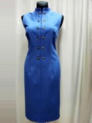 04-платье жен-размер 48, 44 шерсть 30%-350.000