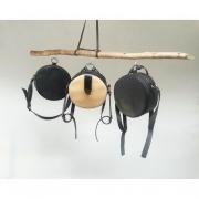 15) Бежевая круглая сумка – 2 300 000