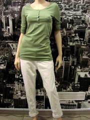17-150.000-блуза в нескольких расцветках (белый, серый, графит, синий и др.), брюки+серый-430.000