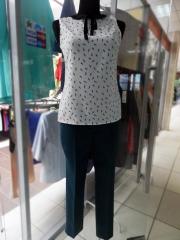 07) брюки размеры с 40 по 56 + красный и черный
