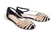 09) sandały ANTEEK GOLD - 179 zl