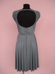 12 Платье 11 - вид сзади