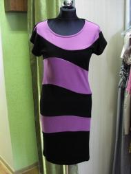 Платье трикотажное 80.000