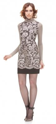 10 - 5551 платье 42-50, 21154 блузка 42-54