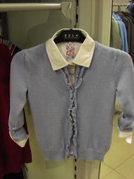 Джемпер дев. 89.000, блуза 61.000