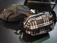 сумки на пояс 49.000 и 44.000