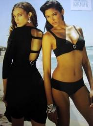 Платье пляжное Lormar: старая цена 134.600, новая 94.200. Купальник Lormar: старая цена 112.900, новая 79.000