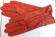 8) мод. 426р. Перчатки женские из кожи овчина на подкладке из трикотажного полотна, размерный ряд  18, 19, 20