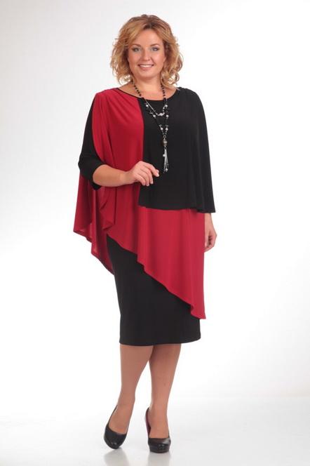Модная недорогая одежда больших размеров доставка