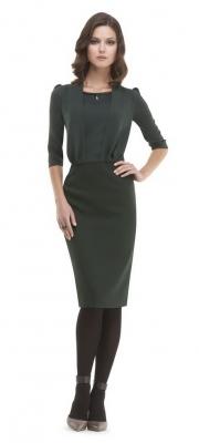 01) Green Jade платье 5465