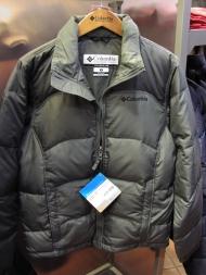 Куртка пуховая 436.000 руб.