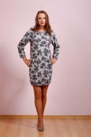 10) платье 715700, размеры 42-52