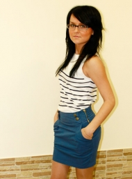 1) жилетка Zara 69 000 руб., юбка Zara 99 000 руб. руб.