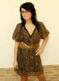 8) платье Zara 129 000 руб.