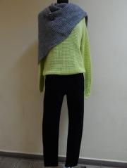 03)брюки+серый
