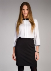 19) блузка