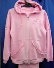 костюм для девочки 58080 руб. + малиновый цвет