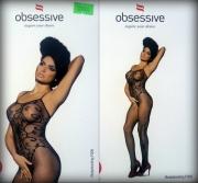 16) 324,000 Obsessive - Bodystocking F205