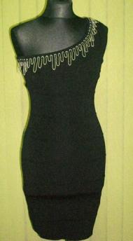 15) 148000 руб. платье из плотного трикотажа