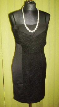 18) 170000 руб. платье с гипюровыми вставками