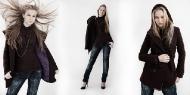 2) джинсы Bershka 139000 руб., гольф Stradivarius 69000 руб., пальто Bershka 239000 руб.