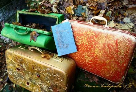 чемоданы Тины Хабаровой