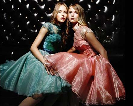Вечерние платья LeRina