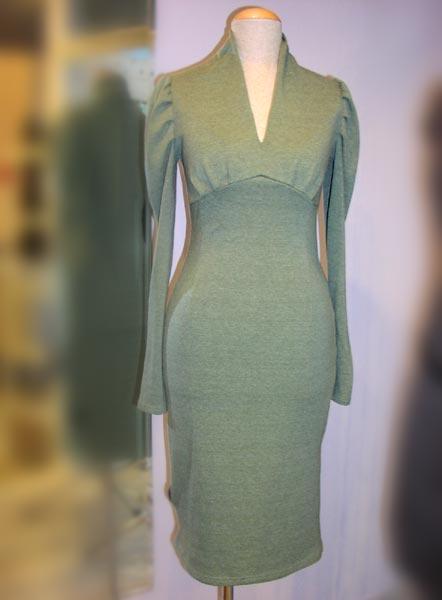 Трикотажные платья 80700 руб.  Цвета - серый, сиреневый, авокадо, оранжево-морковный