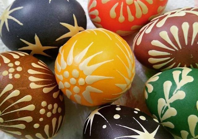 Пасха, писанки, пасхальные яйца