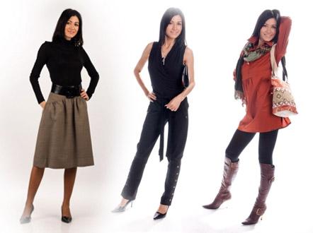 Женская одежда отто доставка