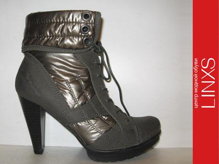 Зимняя немецкая обувь