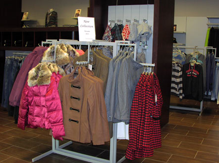 Магазин Женской Одежды Секрет
