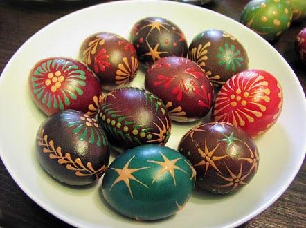 пасха, пасхальные яйца, писанки