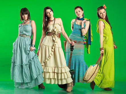 049ebd2b8733 Фото новой коллекции женской одежды от «Ювиты»