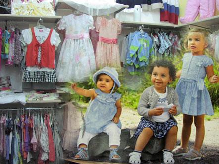 Детский магазин брендовой одежды с доставкой