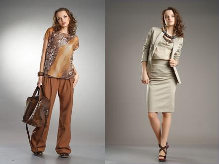 Весенняя Одежда Для Женщин