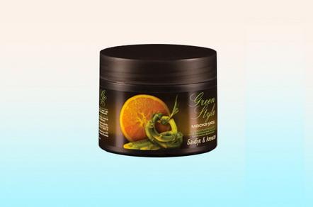 Стимулирующая маска для волос Liv Delano «Бамбук и апельсин»