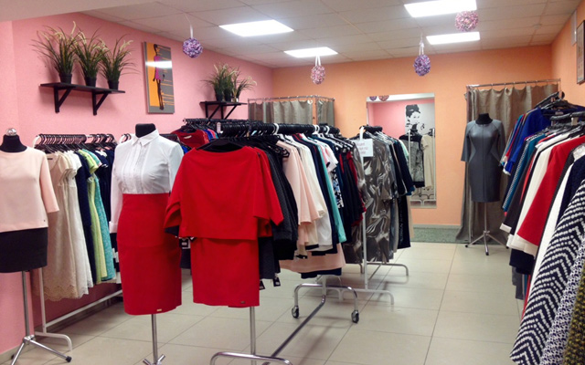 Магазин Женской Одежды Style
