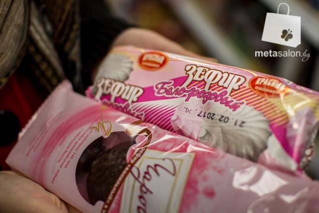 Что привезти из Беларуси, белорусские сувениры, белорусский зефир, сладкий подарок из Беларуси
